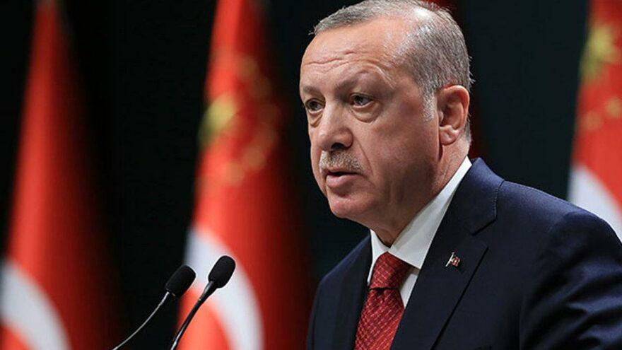 Cumhurbaşkanı Erdoğan'dan kabine revizyonuna ilişkin açıklama