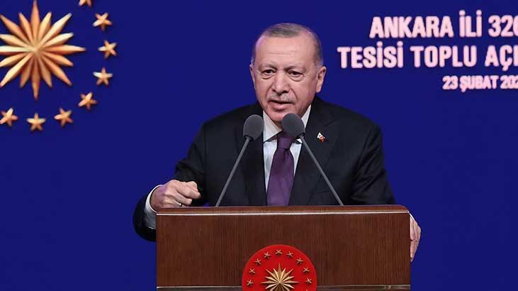 Cumhurbaşkanı Erdoğan'dan öğretmen ataması açıklaması