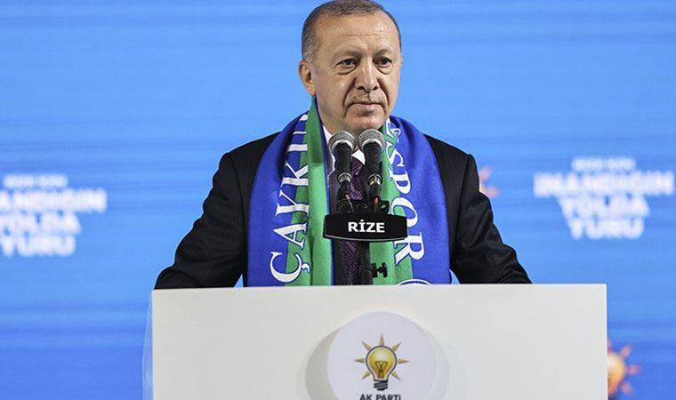 Cumhurbaşkanı Erdoğan'dan önlem açıklaması: Aldığımız kararları açıklayacağız