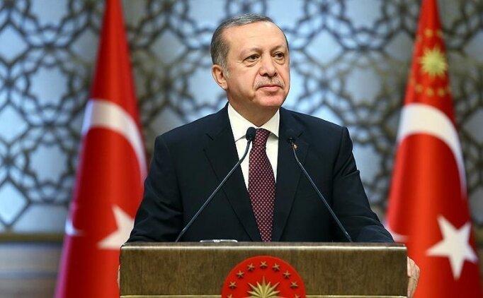 Cumhurbaşkanı Erdoğan'dan yargı reformu açıklaması
