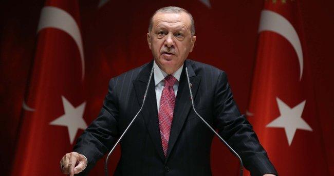 Cumhurbaşkanı Erdoğan'dan Yunanistan'a: Cevabını misliyle alacaklardır