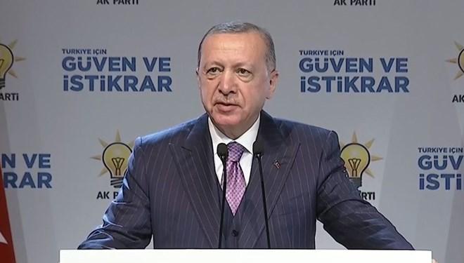 Cumhurbaşkanı Erdoğan: Darbecilerle yürüyenler varlığını sürdürüyor