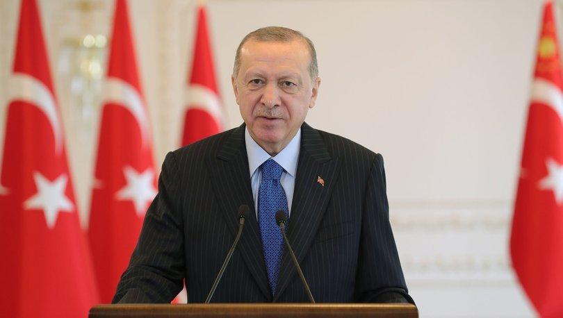 Cumhurbaşkanı Erdoğan: Dışişleri Bakanımız Dendias'a haddini bildirdi