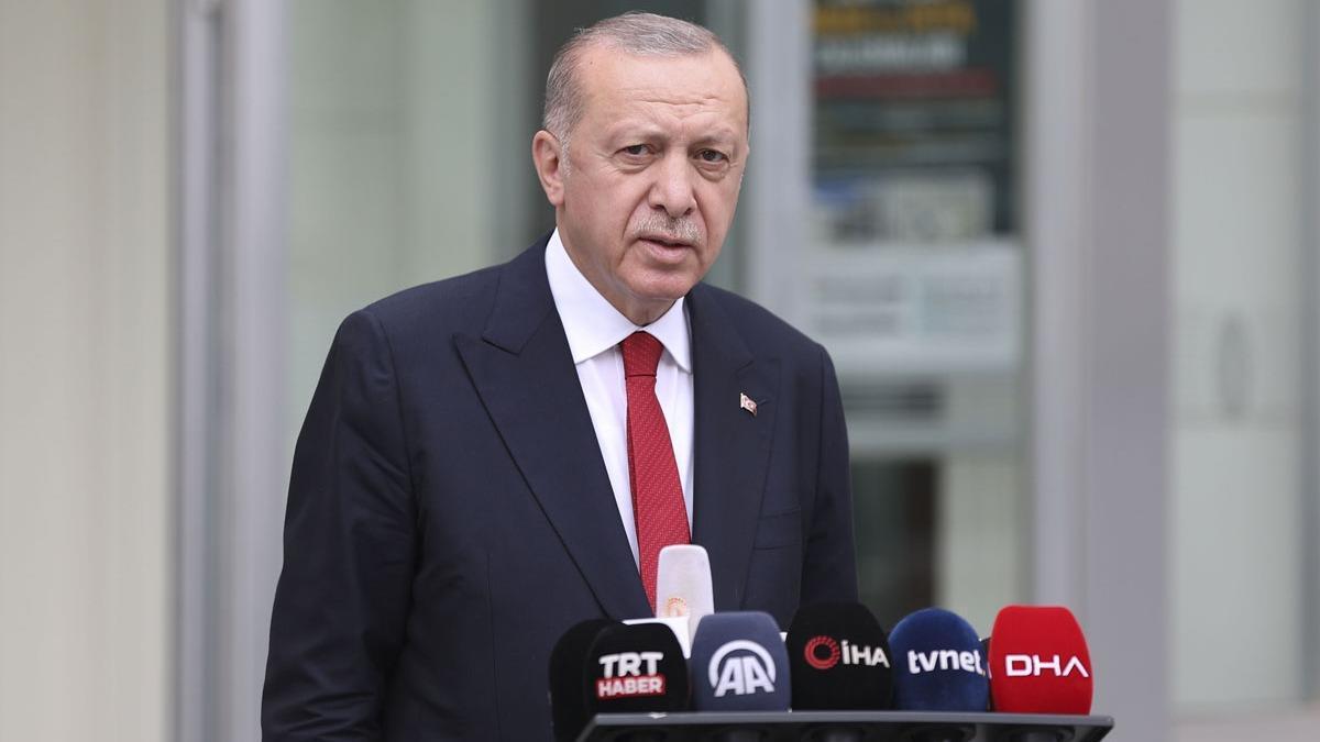 Cumhurbaşkanı Erdoğan: Gerekirse Taliban'la görüşmeler yapabiliriz