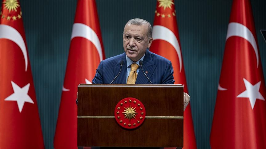 Cumhurbaşkanı Erdoğan 'İnsan Hakları Eylem Planı'nı açıkladı