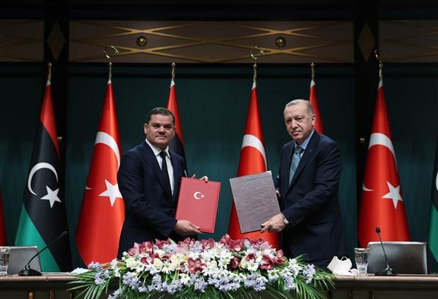 Cumhurbaşkanı Erdoğan: Libya'ya 150 bin doz aşı gönderiyoruz