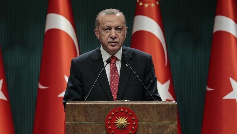 Cumhurbaşkanı Erdoğan: Şehirlerimizdeki mevcut uygulamayı bir süre daha sürdüreceğiz