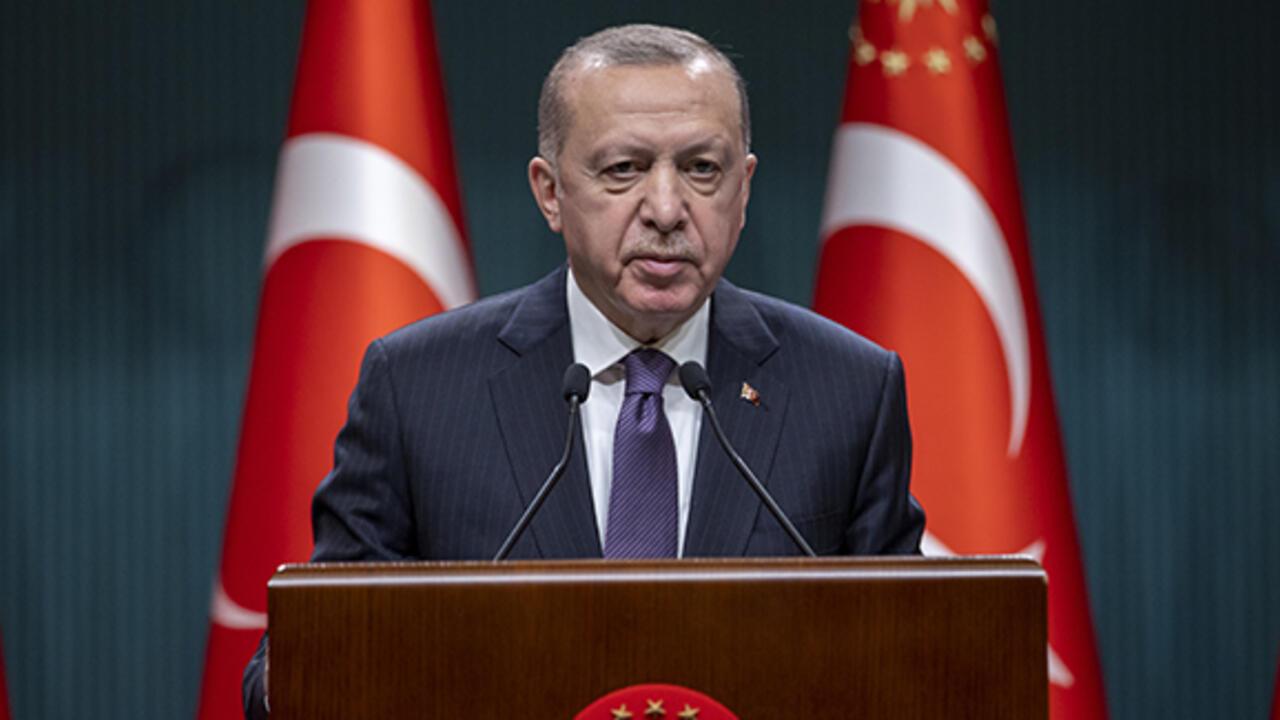 Cumhurbaşkanı Erdoğan: Sinsi oyunları akamete uğratacağız