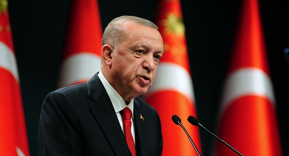 Cumhurbaşkanı Erdoğan: Türkiye, tarihinde ilk kez bir sivil anayasa hazırlama şansına sahip oldu