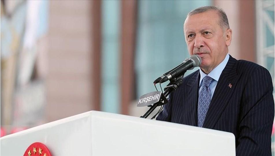 Cumhurbaşkanı Erdoğan: Yerli aşımızı tüm insanlığın hizmetine sunacağız