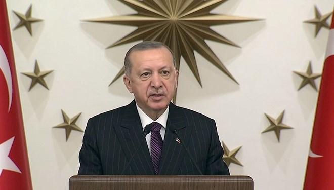 Cumhurbaşkanı Erdoğan: Yunanistan gerilimi tırmandırmaktan vazgeçmeli