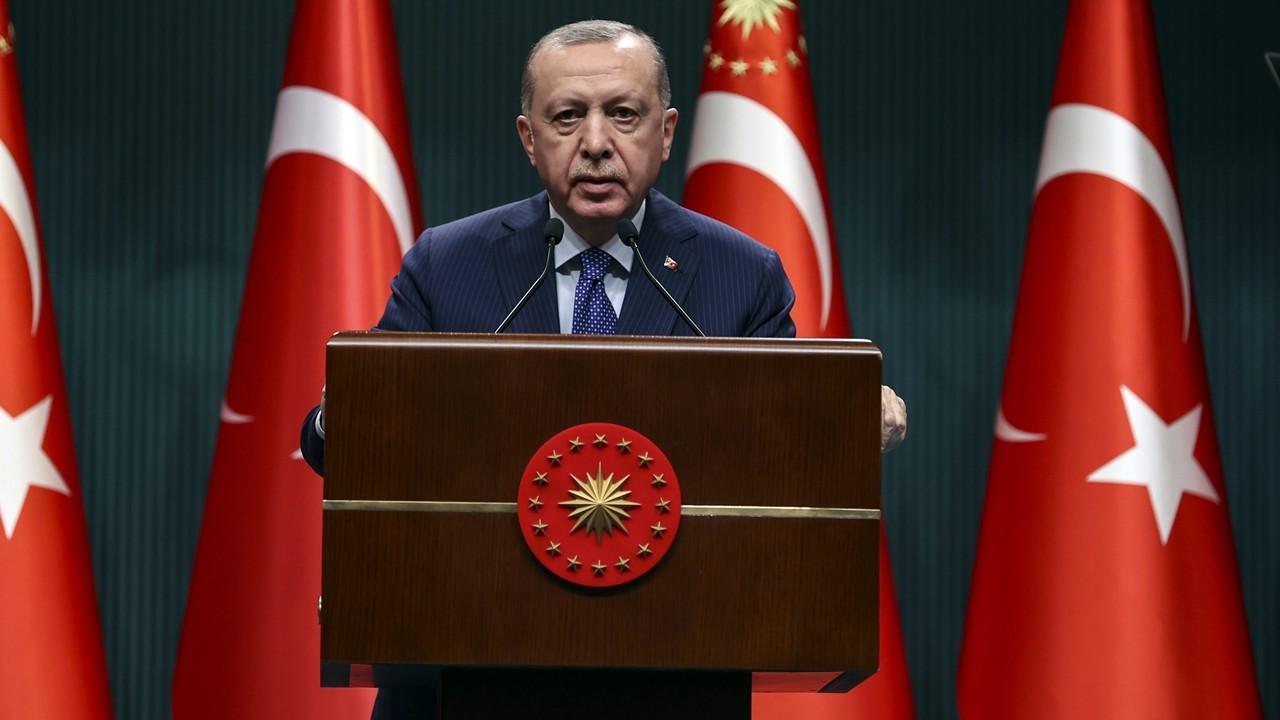 Cumhurbaşkanı kabine sonrası açıkladı: 3 hafta tam kapanma