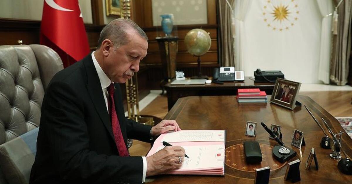 Cumhurbaşkanı kararı ile 8 fakülte ve 2 enstitü kuruldu