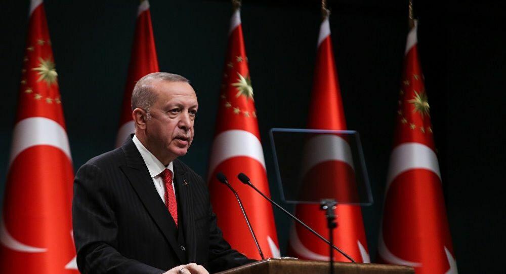 Cumhurbaşkanı Recep Tayyip Erdoğan'dan tank palet fabrikası açıklaması