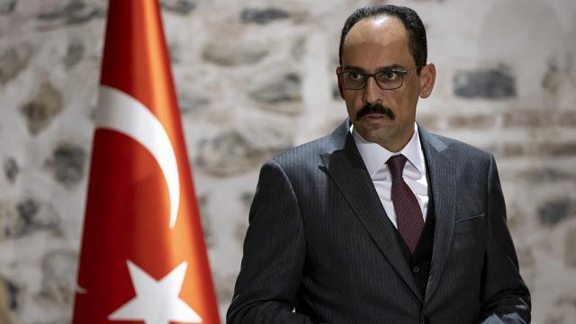 Cumhurbaşkanlığı Sözcüsü İbrahim Kalın'dan S-400 açıklaması