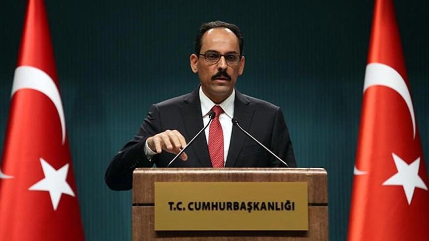 Cumhurbaşkanlığı Sözcüsü Kalın'dan AB görüşmesi sonrası açıklama