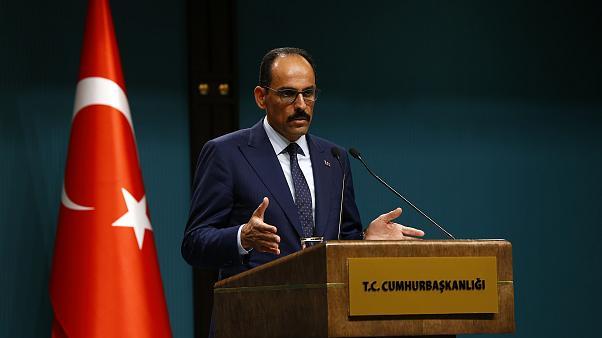 Cumhurbaşkanlığı Sözcüsü Kalın'dan Afganistan açıklaması