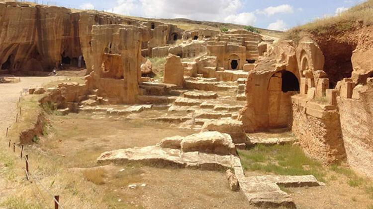 'Dara Antik Kenti 3 yıl içinde UNESCO Listesi'ne girecek'