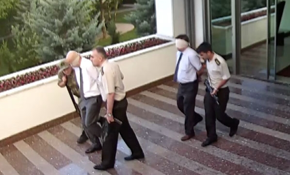 Darbe girişimi davasında ceza yağdı!