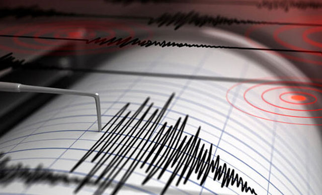 Datça açıklarında 4.0 büyüklüğünde deprem