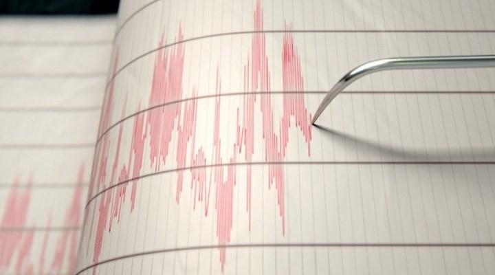 Datça açıklarında 5 büyüklüğünde deprem