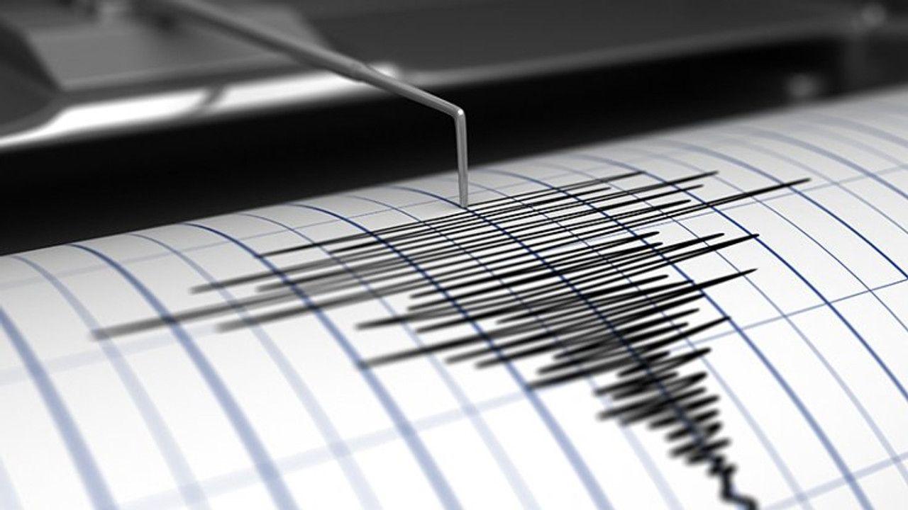 Datça'da 4.3 büyüklüğünde deprem