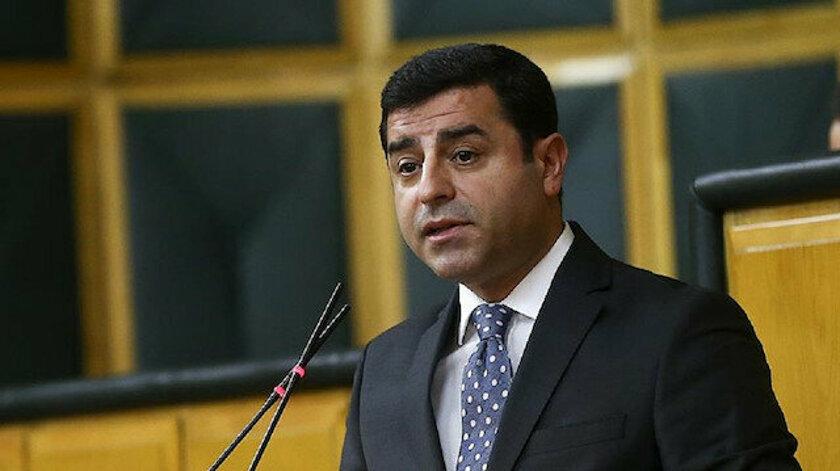 Demirtaş'tan yeni parti kuracağı iddialarına yanıt