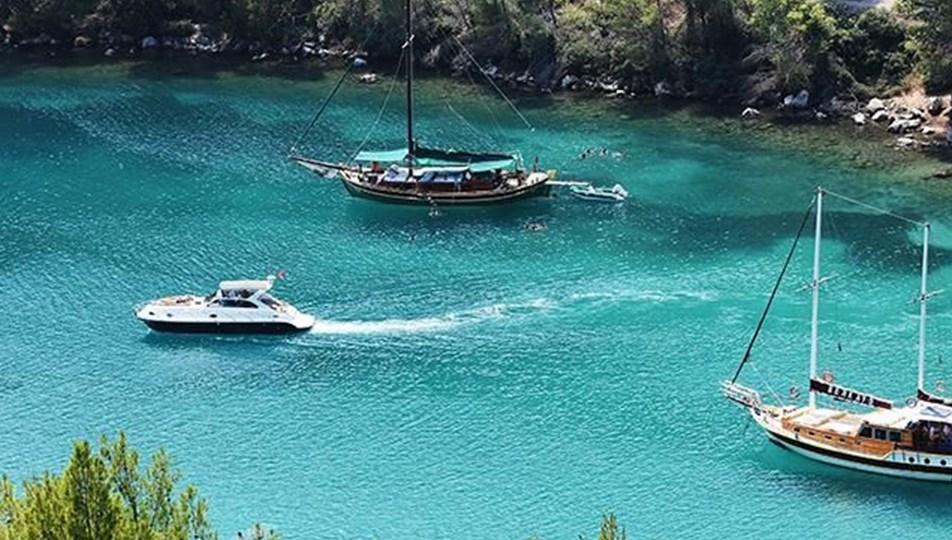 Deniz turizminde ve sergilerde randevu dönemi başladı