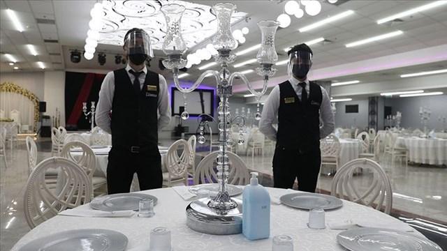 Denizli'de düğüne giden 200 kişi karantinada