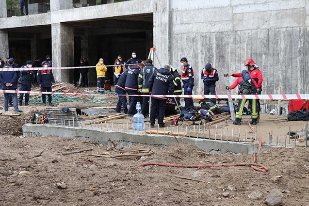 Denizli'de egzoz gazından zehirlenen 8 işçiden 3'ü yaşamını yitirdi