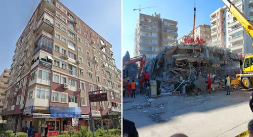 Depremde yıkılan Rıza Bey Apartmanı'nın fenni mesulü tutuklandı