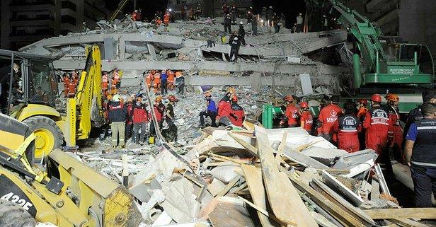 Depremin ardından gözaltına alınan 9 şüpheliden 7'si tutuklandı