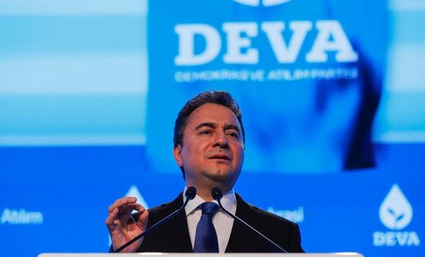 DEVA Partisi, büyük kongre için tarih belirledi