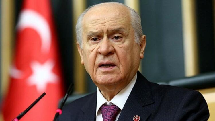 """Devlet Bahçeli'den Anayasa Mahkemesi açıklaması: """"Yeniden yapılandırılmalı"""""""