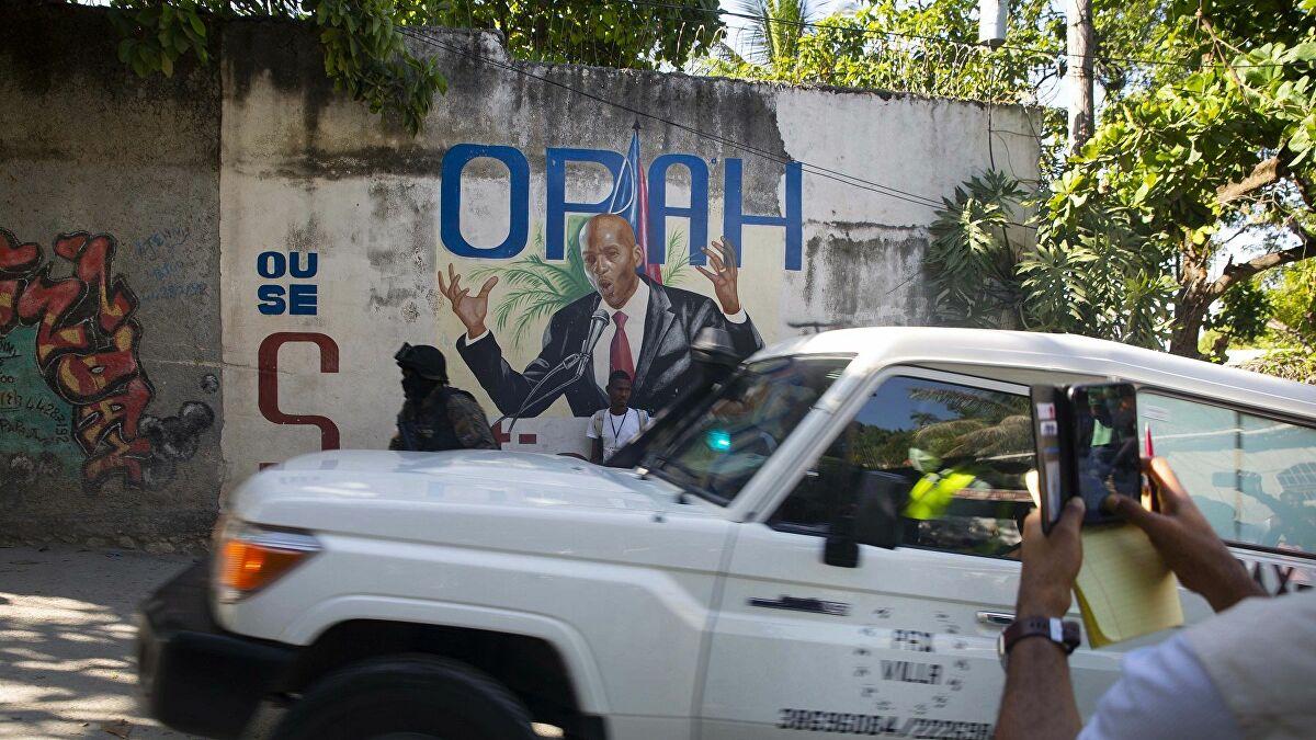 Devlet Başkanına suikastta 15 Kolombiyalı ile 2 Amerikalı gözaltında