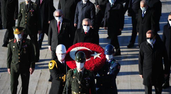 Devlet erkanı 10 Kasım'da Ata'nın huzurunda