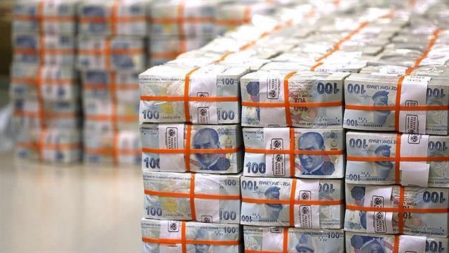 Devletin toplam borcu 1.633 trilyon liraya çıktı