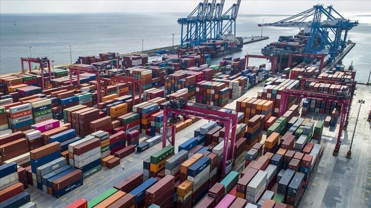 Dış ticaret endeksleri temmuzda geriledi
