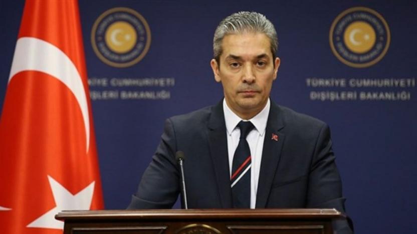 Dışişleri Bakanlığı'ından '12 mil kararı' açıklaması