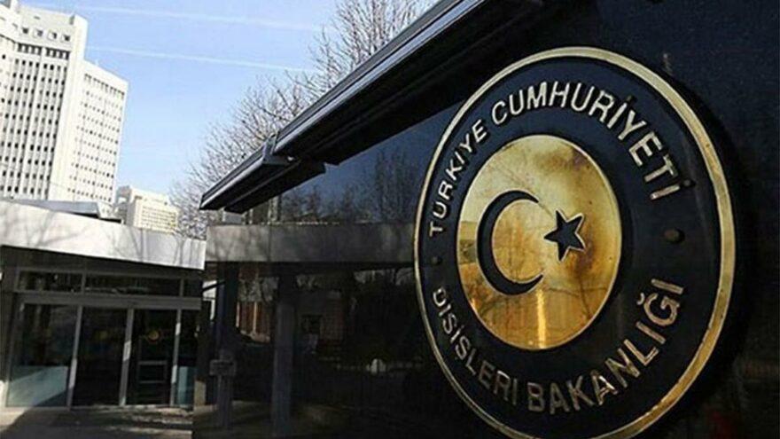 Dışişleri Bakanlığı'ndan ABD'nin Osman Kavala çağrısına yanıt