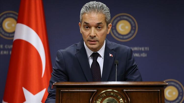 Dışişleri Bakanlığı Sözcüsü Aksoy'dan Uygur Türkleri açıklaması