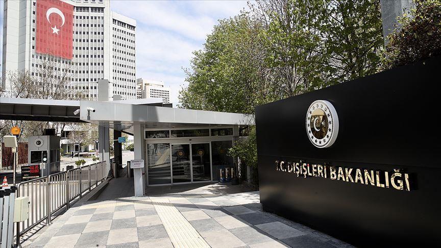 Dışişleri Bakanlığı yetkilisinden Ermenistan açıklaması