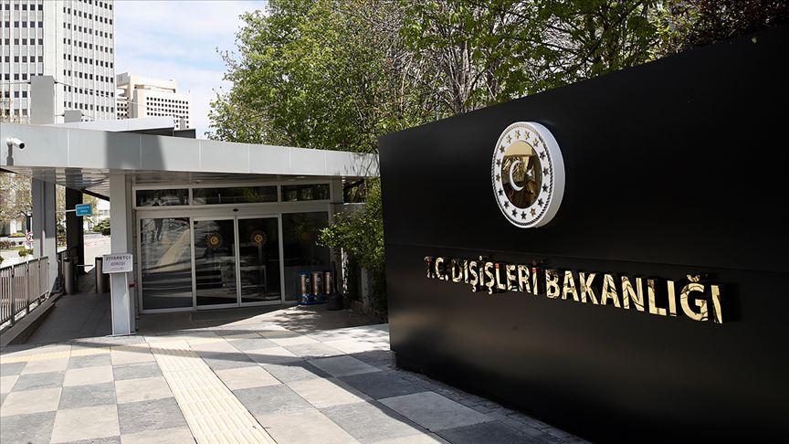 Dışişleri'nden ABD'nin Osman Kavala çağrısına 'hukuk' vurgulu yanıt