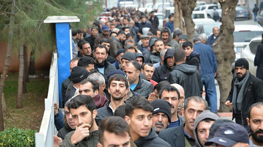 DİSK-AR: Salgında iş kaybı 13 milyon düzeyine ulaştı
