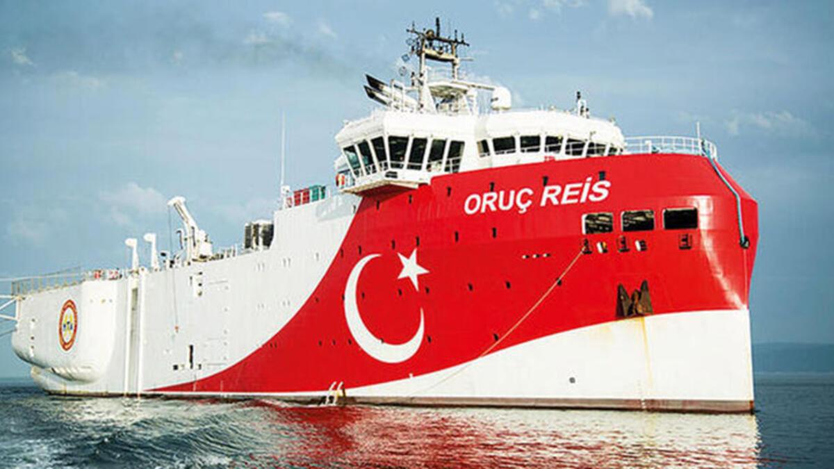 Doğu Akdeniz'de Oruç Reis için yeni Navtex