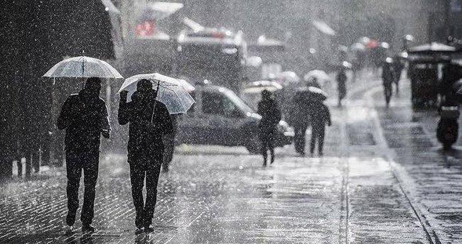 Doğu'da 5 ilde sağanak yağış bekleniyor