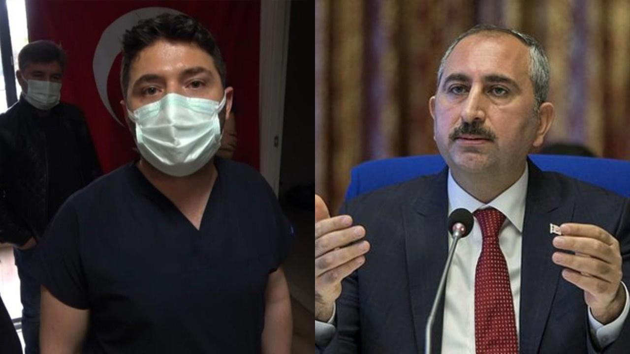 Doktora gözaltı talimatı iddiası: Bakan Gül'den savcı için inceleme izni