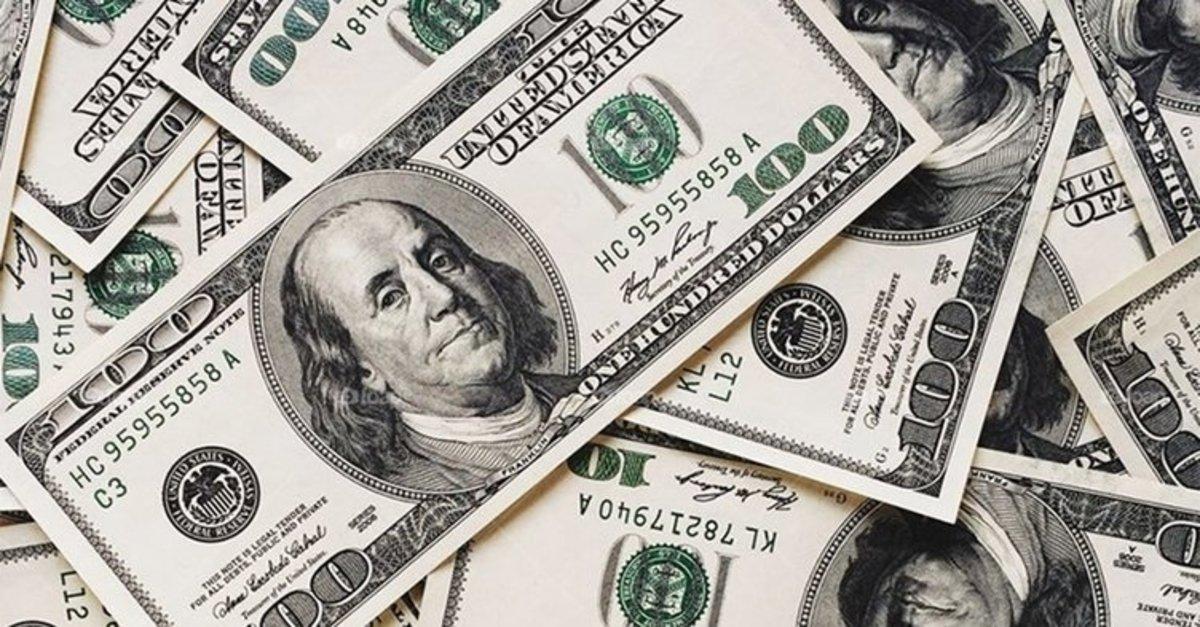Dolar 8.00 TL'nin altına geriledi