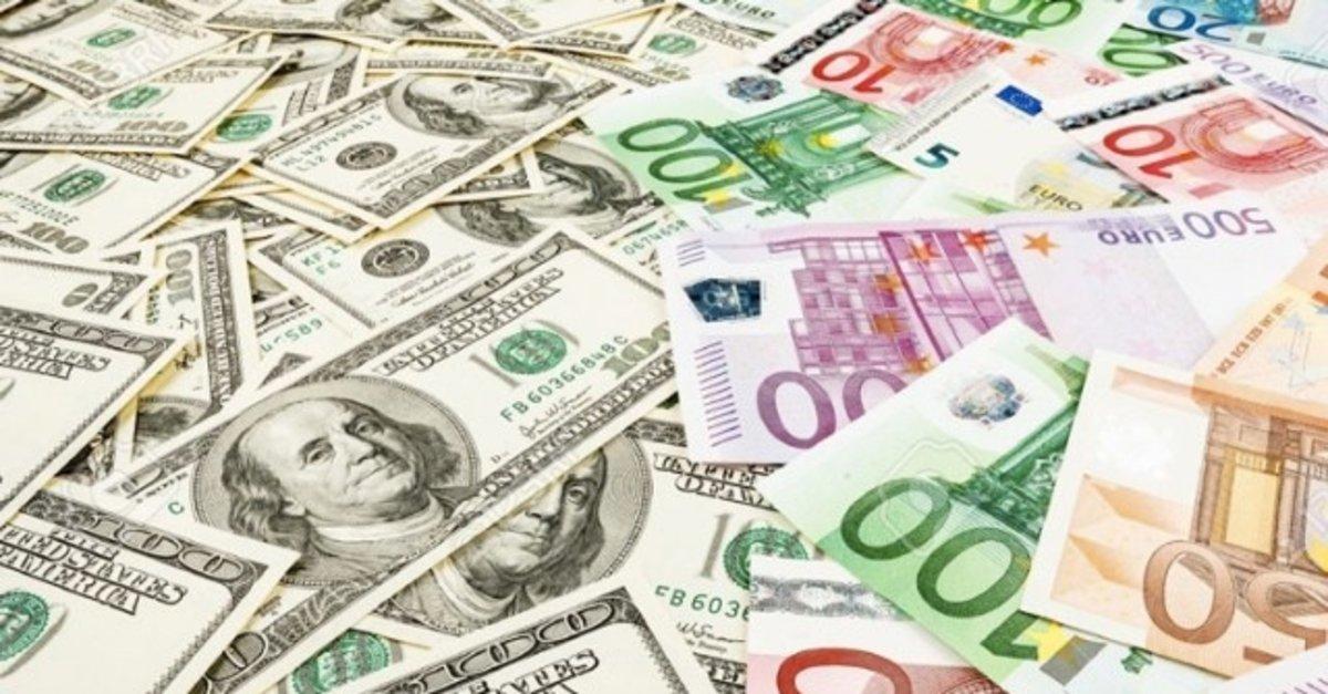 Dolar ve avro bir kez daha zirveye ulaştı