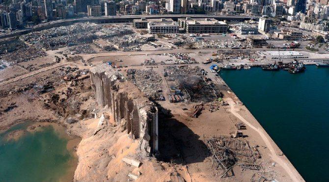 DSÖ: Patlamanın ardından Beyrut'taki hastanelerin yarısından çoğu işlemez durumda